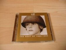 Double CD u2-the Best of 1980 - 1990 + the B sides - 29 chansons