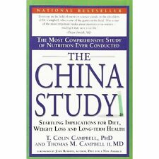 The China Study T. Colin Campbell BenBella Books PB / 9781932100662
