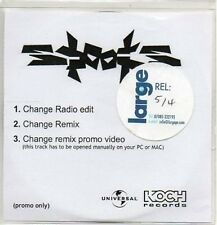 (AA45) Spooks, Change - DJ CD inc. Video for Mac or PC