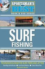 Sportsman's Best: SURF FISHINGBook and DVD Combo