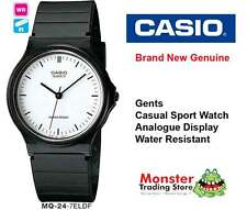 AUSSIE SELLER CASIO MEN'S QUARTZ BATTERY MQ24 MQ-24-7EL 12-MONTH WARRANTY