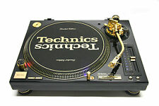 Technics SL1200 GLD Gold Limited Edition DJ Turntables Decks PAIR *New In Box*