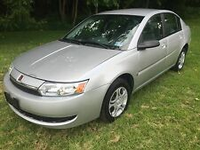 Saturn: Ion 4dr Sdn Ion