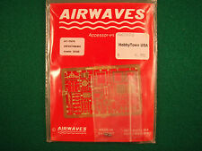 Airwaves 1/72 Photoetch Model Kit Detail Set Arado Ar 234B Blitz