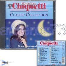 GIGLIOLA CINQUETTI CD in TEDESCO FIAMMINGO SPAGNOLO