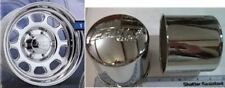 4 Eagle Alloys Chrome Center Caps 5 lug Ford 6 lug Chevy Truck 3118-06 4.25 Bore