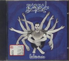 MIGUEL BOSE' - Labirinto - CD 1996 COME NUOVO UNPLAYED