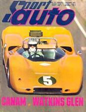 SPORT AUTO . Numéro 70 . ( novembre 1967 ).