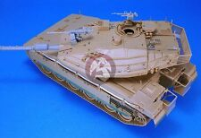 Legend 1/35 IDF Merkava Mk.IV Tank Detailing Set (for Academy kit) [w/PE] LF1180