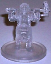 GOLD DWARF FEMALE CLERIC INVISIBLE 47/51 Icons the Realm Tyranny of Dragons D&D