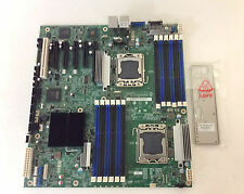 S5520HC Intel Server Board Mboard Dual LGA 1366 Intel 5520, E26045-457 I/O Plate