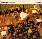 FAY LOVSKY confetti 58376 dutch wea 1981 LP PS VG+/EX
