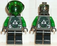LEGO SPACE -  Insectoids - Logo centered & 2 silver panels, Airtanks - Mini Fig