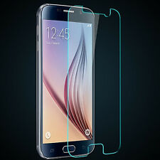 1PC Tempered Glass Screen Protector Guard Slim Front Film For Samsung Galaxy S6