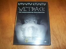 WETBACK The Undocumented Documentary National Geographic DVD SEALED NEW