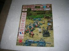 Miniature Wargames #143 (UK) military modelling magazine April 1995