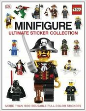 Lego Minifigure Ultimate Sticker Collection (Paperback)