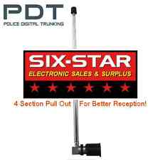 POLICE FIRE EMS SCANNER ANTENNA - Uniden Bearcat GRE Radio Shack & Others BNC RA