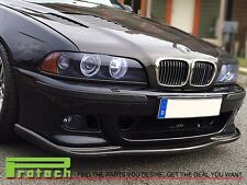Real Carbon Front Bumper Lip Spoiler for 1997-2002 BMW E39 M5 Hamann Style