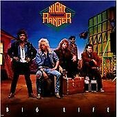 Night Ranger - Big Life  - CD 2009 Universal digitally Remastered EU-Release