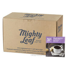 Mighty Leaf Organic Breakfast Tea 100 Whole Leaf Tea Pouches - Authorized Seller