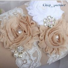 White Lace Wedding Garter Leg Bridal Garter Garter Sets Wedding Supplies M