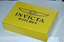 Invicta Original factory bulk shipping Lot Of 20 boxes,serious collector item