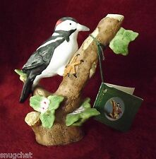 Downy Woodpecker Figurine Russ Berrie Nature's Song Item No. 15454