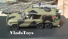 Oxford Military 1/76 Mark 2 Range Rover (TACR2) RAF Airfield Rescue 76TAC001