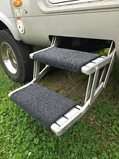 CARAVAN MOTORHOME CLEAN STEP DOOR MAT MACHINE WASHABLE RUBBER BACKED ANTI SLIP