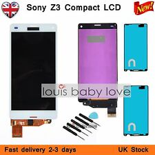 For Sony Xperia Z3 Compact Mini D5803 LCD Display Touch Screen Digitizer White