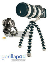 Joby GorillaPod GP3A1EN SLR Zoom Flexible Table Top Tripod Heavy Duty JB00103