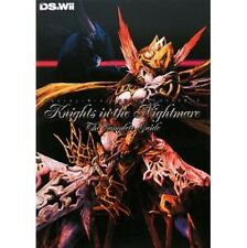 Knights in the Nightmare The Complete Guide book /DS /PSP