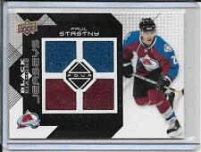 08-09 Black Diamond Paul Stastny 2Clr Quad Jersey