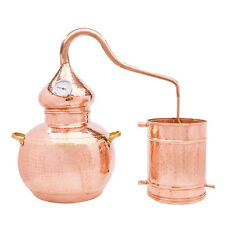 Handcrafted Copper Whiskey Still, 5 Gallon