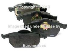 VW (95-99) audi TT Brake Pad Set Front OEM Pagid