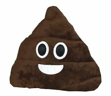 Barry Owen Small Poop Emoji Pillow, 11 inches  #385127