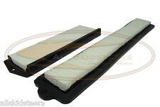 Bobcat Heater Air Filter Kit 2 Skid Steer 751 753 763 773 863 873 963 Loader