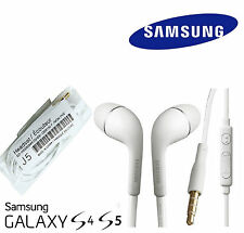 100% Genuine Original Samsung Earphones Handsfree Headphones Galaxy S3 S4 NOTE