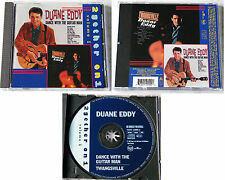 DUANE EDDY Dance With The Guitar Man/Twangsville .. 2 Original-LP On CD TOP