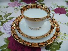 Vintage Royal Albert Crown China Trio Tea Cup Saucer Plate 4004 4006
