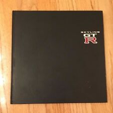 Nissan Skyline GTR R34 Catalog Japan JDM Vspec Nur Import Parts Book BNR34