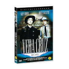 Vera Cruz (1954) - Gary Cooper DVD *NEW