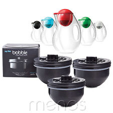 Bobble Replacement Filters for Water Filter Jug Set of 3 - BPA and PVC free
