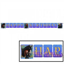 BRAVE HAPPY BIRTHDAY BANNER ~ Party Supplies Disney Pixar Decorations Hanging