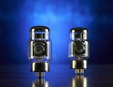 1x NEW Matched pair PSVANE UK KT88 Audio Valve Vacuum Tube /6550/KT120