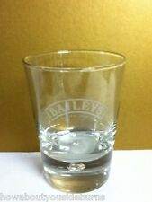 Baileys Bailey's Irish Cream liquor The original cocktail glass nice! QD2