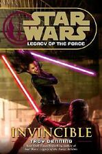 Invincible (Star Wars: Legacy of the Force, Book 9)-ExLibrary