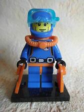 LEGO TAUCHER MINIFIGUREN SERIE 1