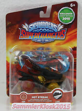 exclusive Event Hot Streak Skylanders Superchargers Vehicle OVP E3 Gamescom 2015
